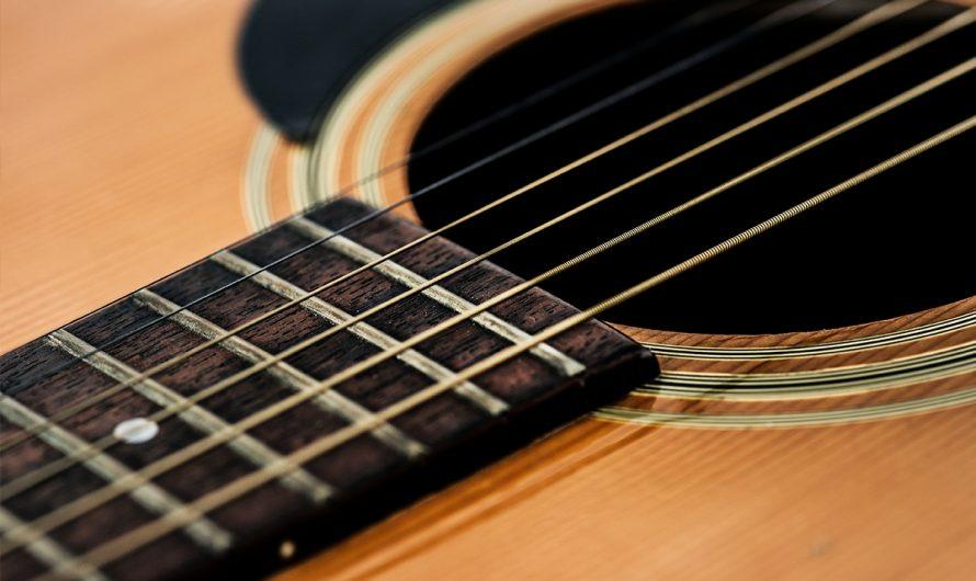 Gitarrsträngar 101: Allt du vill veta om gitarrsträngar